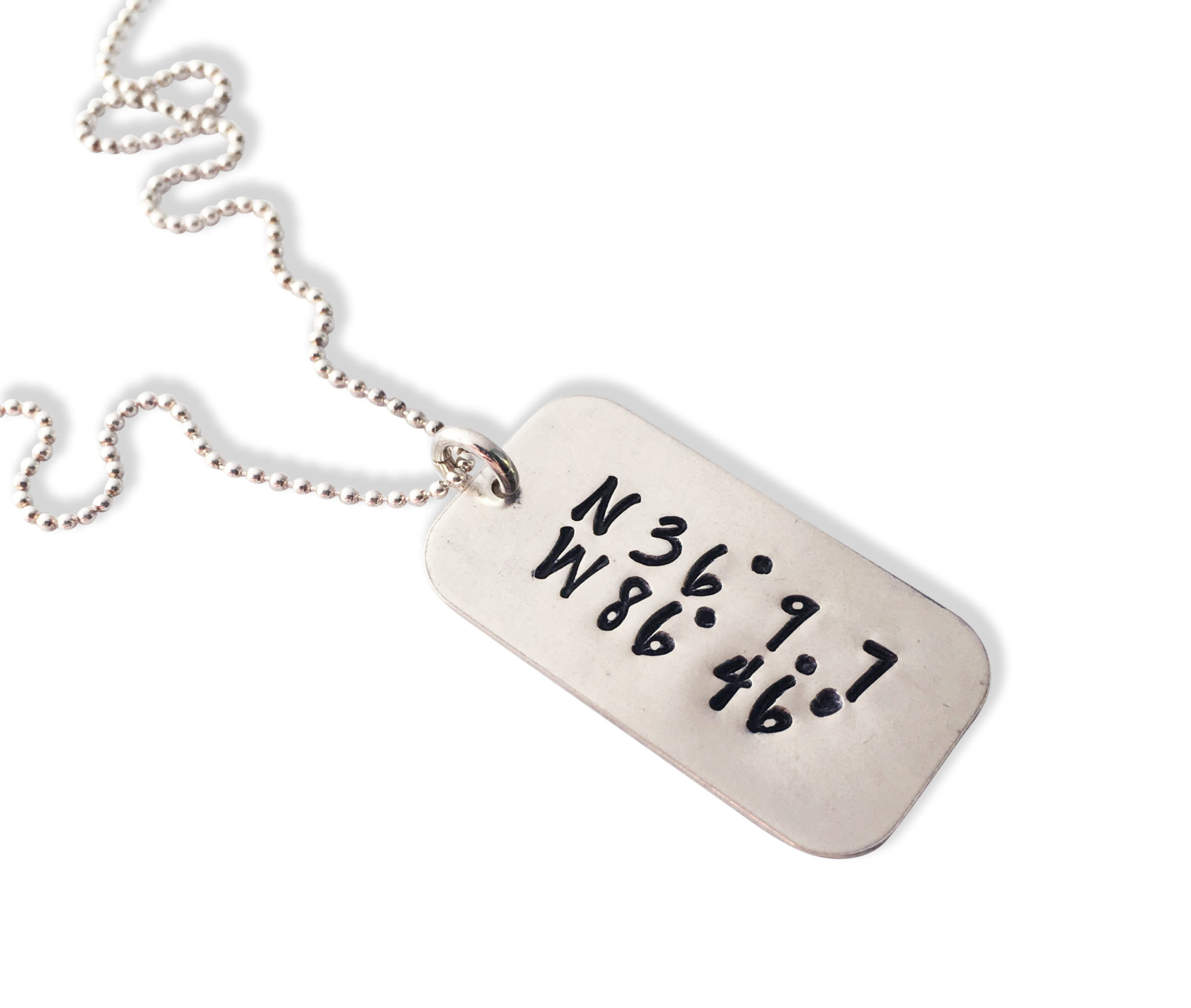 handmade necklace gold handstamped personalized the necklaces coordinate side jewelry bar to